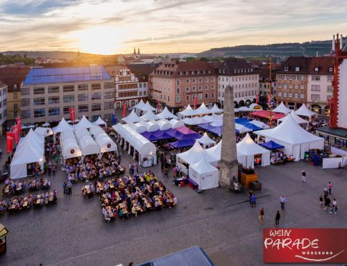 14. Würzburger Weinparade, 24. August bis 3. September  2017