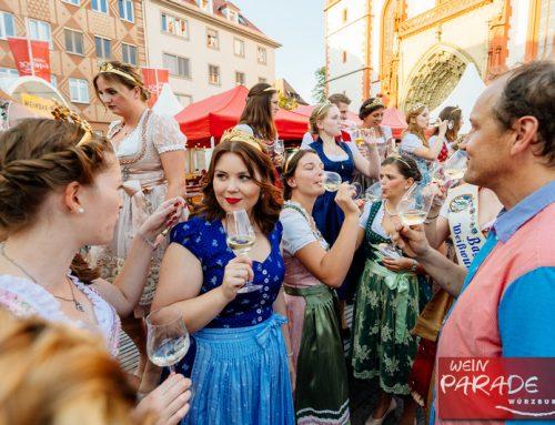 Auf geht's zur 15. Würzburger Weinparade 2018