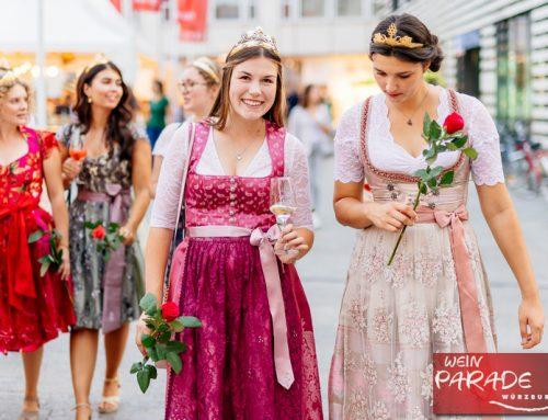 Die 17. Würzburger Weinparade ruft